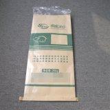 Feuchtigkeitsfester Dünnfilm-zusammengesetzter Packpapier-Beutel