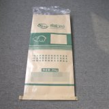 Moistureproof compuesto de película delgada de la bolsa de papel Kraft