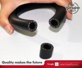 Шланг резины воздуха компрессора хорошего качества гибкий; Шланг для подачи воздуха воды цены Braided гидровлического резиновый шланга ткани волокна резиновый
