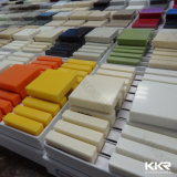 Strato di superficie solido di colori del materiale da costruzione 300 per il comitato di parete dell'acquazzone