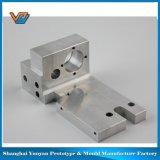Pièce de métal d'usinage CNC de précision