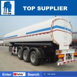 Титан 33000 литров топлива транспортировка прицепа танкер мини-погрузчик топливного бака нефтяного танкера прицепной техники