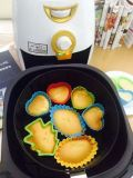 Роторный Fryer воздуха печи выпечки шкафа (A168-2)