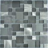 Metallo 2017 e mosaico Mixed di vetro