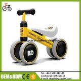 バランスのバイク男の子のためのペダルの子供の自転車無し/魅力的なデザイン安いバランスの自転車