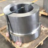 Forjamento 42CrMo4, C45, luva de aço da bucha do cilindro 304 hidráulico