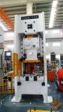 Imprensa de perfurador Semiclosed da elevada precisão H1-160