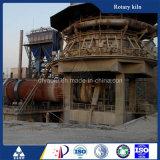 De kleine Roterende Oven van de Kalk met de Certificatie van ISO die in China wordt gemaakt