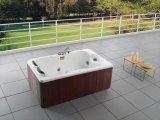 Nouveau design Body Shape Whirlpool baignoire de massage (M-2002)
