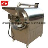 Industrial la fábrica de gas tostador eléctrico / máquina para las tuercas de las semillas de grano