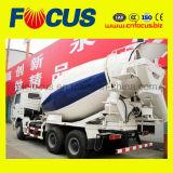 camion mescolantesi concreto resistente 10cbm con il telaio di Hino (serie di HDT)