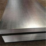 Color prebarnizado pared de chapa de acero recubierto de techo de metal de la placa de pared de chapa del techo de chapa de hierro galvanizado