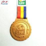 記念品のためのカスタマイズされたHumnaの形の金属メダル
