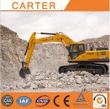 Escavatore resistente idraulico dell'escavatore a cucchiaia rovescia del cingolo dell'escavatore a cucchiaia rovescia multifunzionale di CT360-8c (36t 114M3)