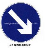 右の印で行きなさい
