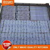 Pack plat CRT en bois massif de la Chine usine directement les armoires de cuisine