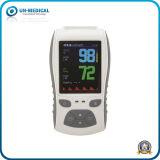 Цветной TFT ЖК-дисплей карманных цифровых портативных пульсоксиметрического монитора SpO2