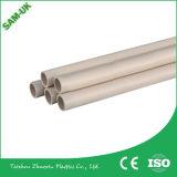 Белое серое водоснабжение ASTM d Sch 1785 40 пробка трубы PVC 2 дюймов пластичная