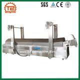 Microplaquetas automáticas elétricas comerciais da batata/Plantain que fazem a máquina da frigideira