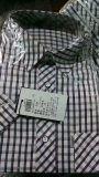 人のワイシャツ、服の人のワイシャツ、人は袖、綿の人のワイシャツ、220000PCSをショートさせる