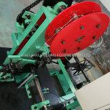 Normal und Rückseiten-verdrehte Stacheldraht-Maschine