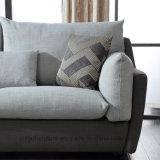 321 Sofá de tecido no interior com forro para Sala Escura