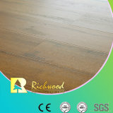 12.3mm E0 HDF AC3 Embossed Hickory Waxed Edge Laminate Flooring