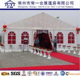 Большой алюминиевый ясный шатер свадебного банкета пяди для случая