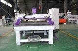Máquina do CNC da certificação do Ce com vácuo e coletor de poeira