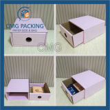 Plegado personalizado Caja de cartón ondulado Underware