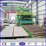 Macchina deforme ad alta resistenza di granigliatura di Derusting della superficie della barra d'acciaio, strumentazione di pallinatura