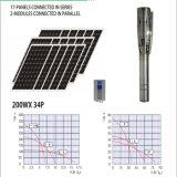 潅漑のための新しい太陽水ポンプDCの太陽水ポンプを構築しなさい