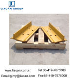 Excavadora de acero de piezas de repuesto garra única Zapata para bulldozer Caterpillar parte