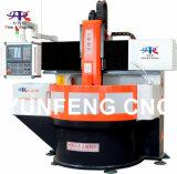 Maquinaria del deletreado del CNC del Cuatro-Eje para el molde del neumático para la venta