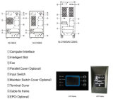 Double conversion haute fréquence UPS online (n-C6-20KS)