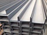 Calha de aço de JIS de China Tangshan Manufactutrer