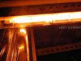 Lámpara de calor de Toshiba Jhs 235V 1000W 272 Ju IR