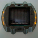 Seguridad carretera Aluminio Solar LED Road Stud (HW-RS06)