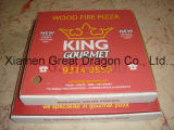 Wellpappen-Kasten für Pizzas, Tortenschachteln, Plätzchen-Behälter (PIZZ001)