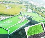 Grama artificial para a decoração para o pátio, telhado, jardins
