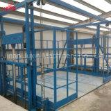 5ton 8ton低価格の10tonによってカスタマイズされるデザイン油圧鉛の柵の縦の貨物車の倉庫の商品上昇