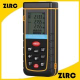 laser-Abstands-Messinstrument LCD-bunte Bildschirmanzeige 120m Laser-Diastimeter Hand