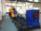 Machine de découpage ronde de pipe de commande numérique par ordinateur de plasma de flamme en métal de tube de découpage d'axe bon marché de la machine 5