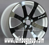 17 18 19 roues d'alliage de qualité de 20 pouces PCD6X114.3