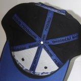 新しい野球は3D刺繍が付いている帽子を遊ばす