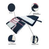 Serviette de Sport Microfibre Whit Sac salle de gym en microfibre Serviette de bain, serviette en microfibre
