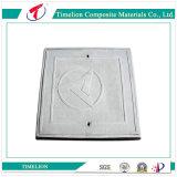 Cobertura e moldura rectangular anti-roubo anti-roubo