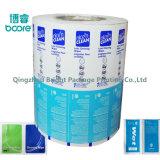 El alcohol Prep Pad el embalaje de papel de aluminio