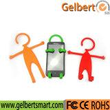 Accesorios para teléfonos Gadget Universal Flexible Silicone Mobile Holder