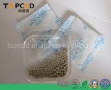 10g de argila mineral desidratada não tecida